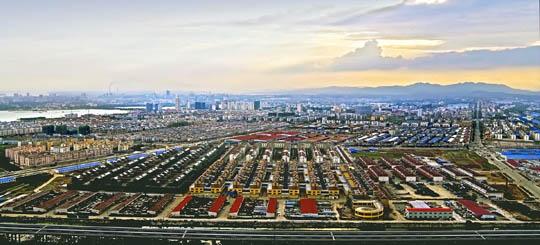 岳西经济开发区规划图