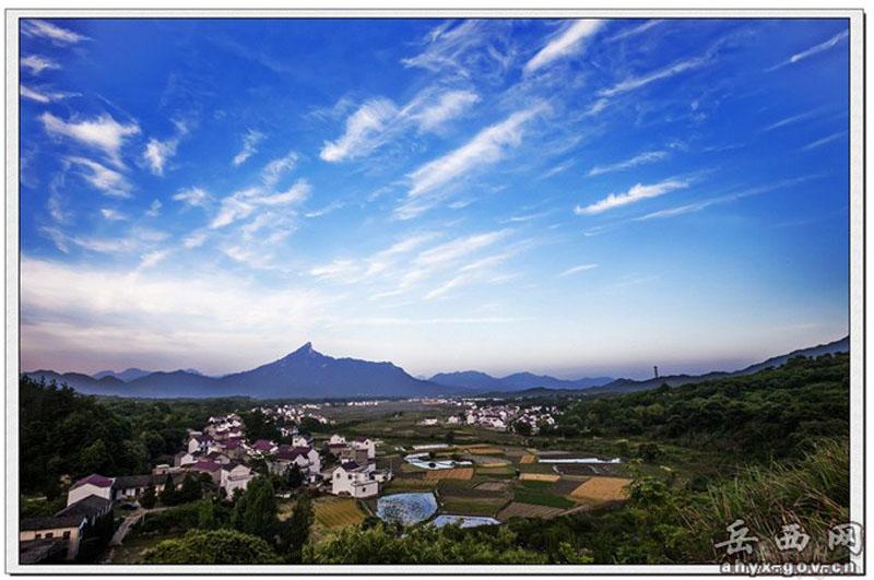 安徽频道 旅游 旅游资讯    冶溪镇位处皖鄂两省,太湖,岳西,英山三县