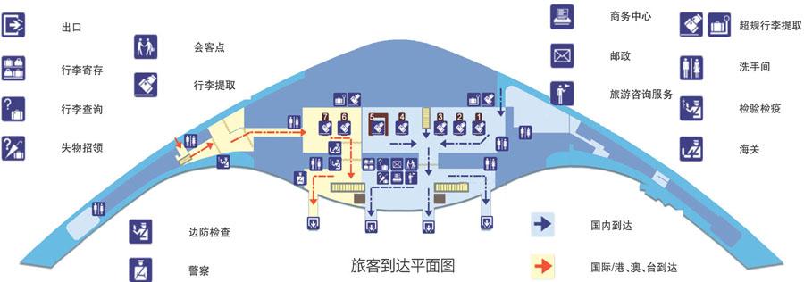"""合肥新桥机场:国内转机可实现""""无缝对接"""""""