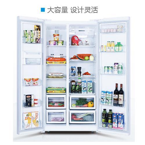 晶弘冰箱 开启智能高端对开门冰箱时代