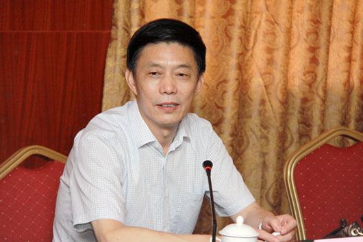 颍上县召开安徽省人大常委会组成人员联系省人