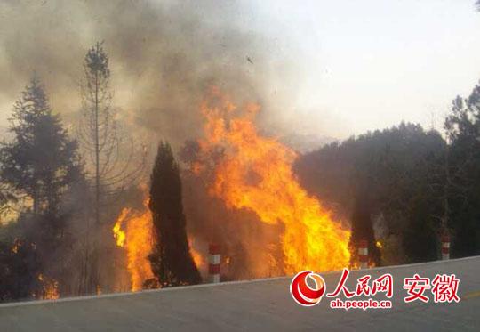 线路过负荷起火取暖器电源线短路  电路老化引起的火灾该怎么扑灭?