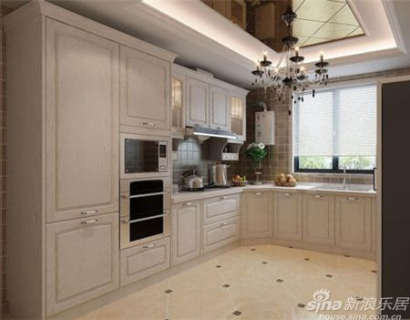 厨房装修瓷砖的铺设技巧- 中国日报网