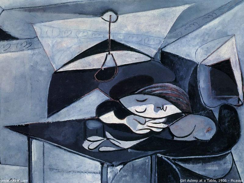 毕加索作品赏析 高清图片