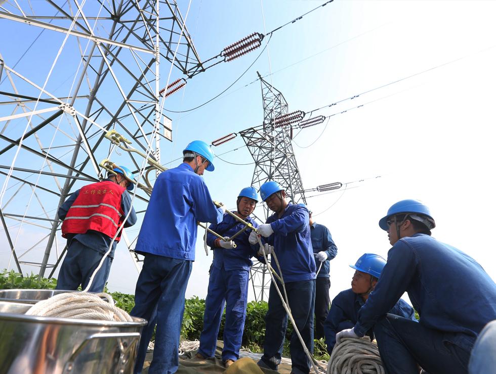 市供电公司确保电网迎峰度夏