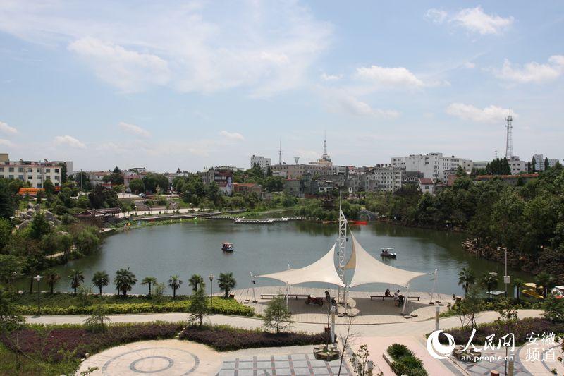安徽太湖风景区