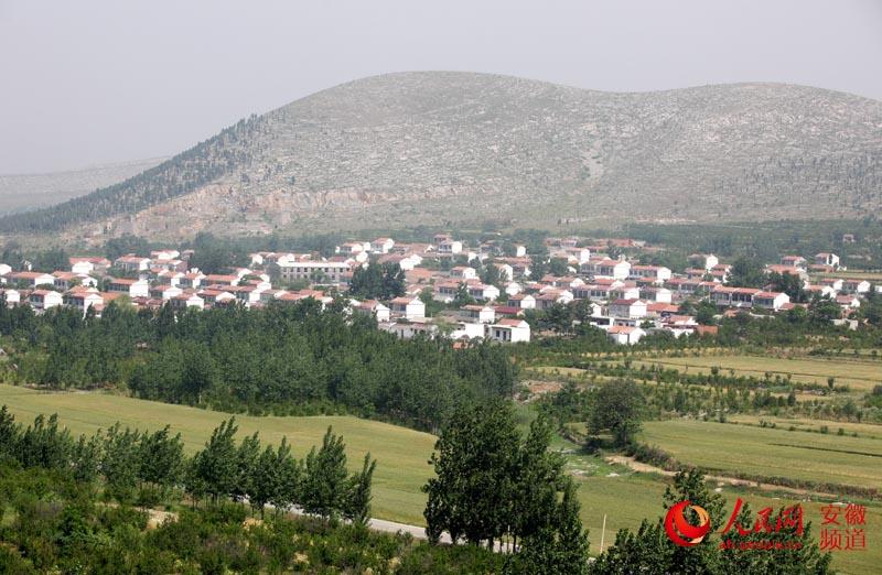 淮北榴园风景区