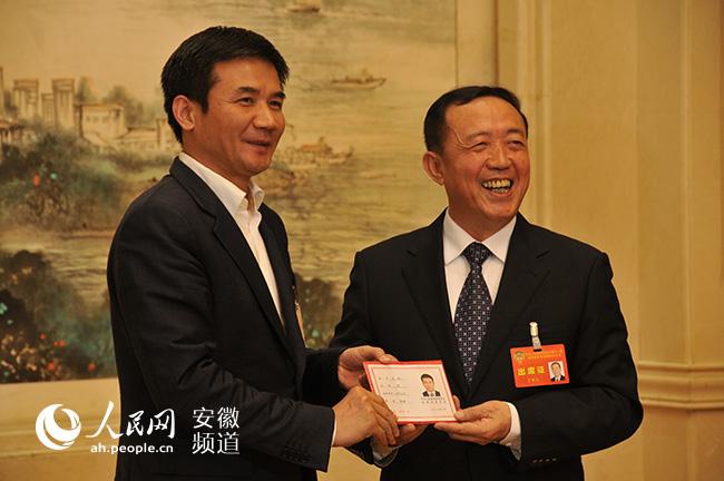 安徽省政协今年增补48张新面孔 为历届最多