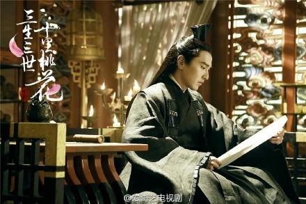 电视剧《三生三世十里桃花》首曝剧照 杨幂温