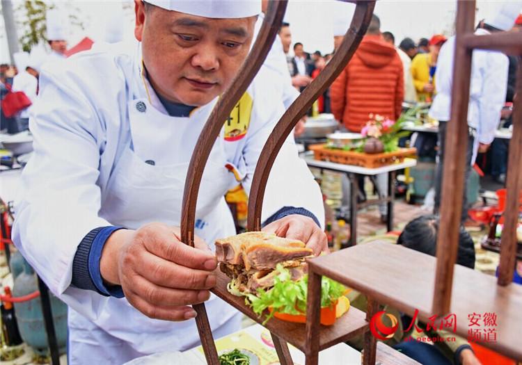 品味美食上的肥东2016中国(天水)舌尖文化节去的吃肥东须要美食必图片
