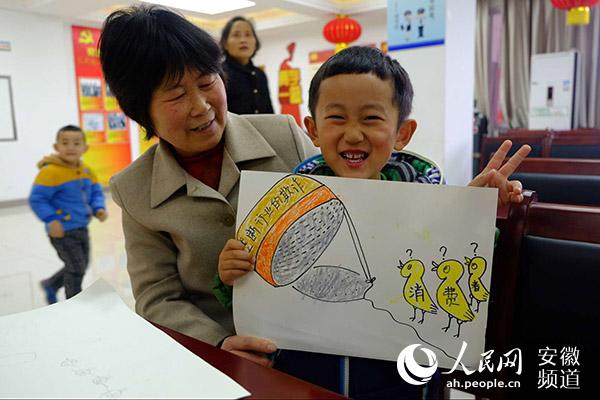 蜀麓社区开展315消费者维权特工被俘普法女活动漫画漫画图片