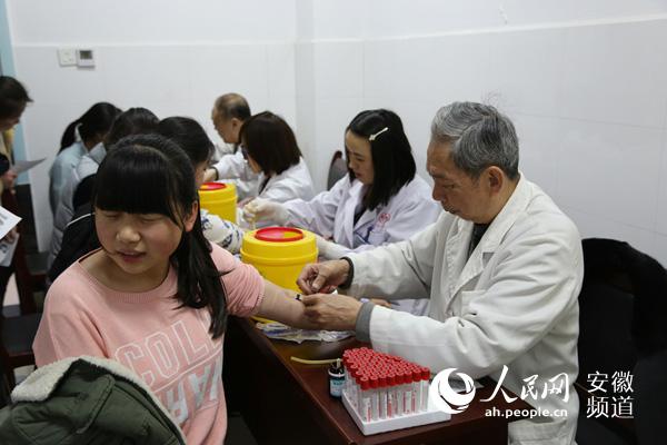 利辛县工作体检高考规范有序--安徽作品--高中频道羽人民图片