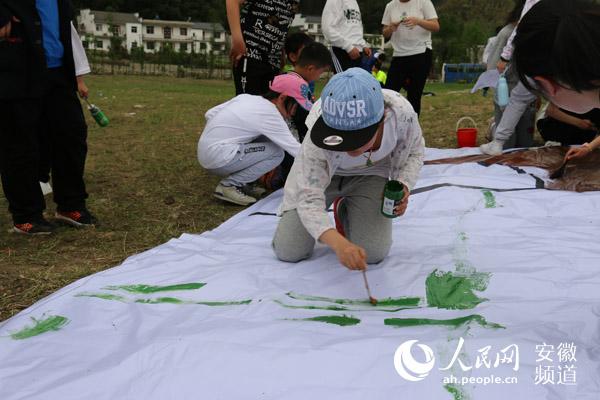 合肥市小学老小年级开展2017年六海棠研学游花园学校图片