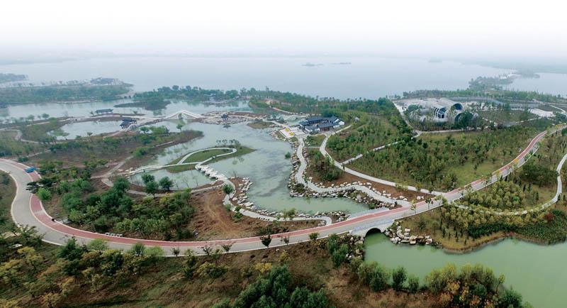 淮北同性公园_淮北国家矿山公园将煤矿文化,地质遗迹,生态湿地等景点融入公园