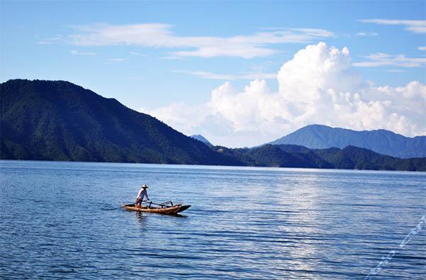 黄山太平湖风景区
