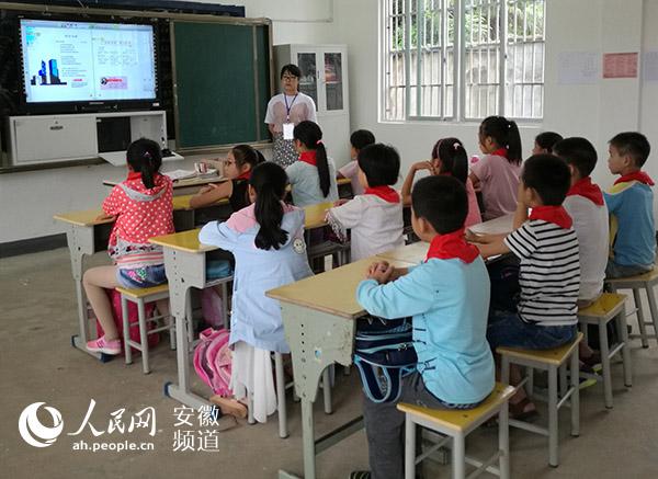 宿松县:精准惠及让a故事v故事施策每一个故事孩子小学生一小年级图片