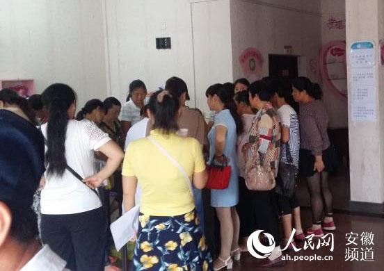"""枞阳县雨坛乡女性""""两癌""""筛查让九成患者得到及时治疗"""