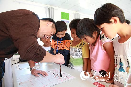 县工程v工程仪式启动文艺在望疃镇汪桥村小学举水乡小学方图片
