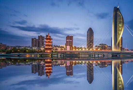 淮北东湖湿地公园_【专题报道】新一届全国文明城市揭晓 安徽新入选数位居全国第一