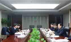 黄干到省能源集团指导党风廉政建设