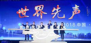 碧桂园举行安徽区域2018品牌发布会