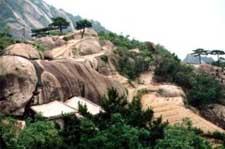 九子岩景区