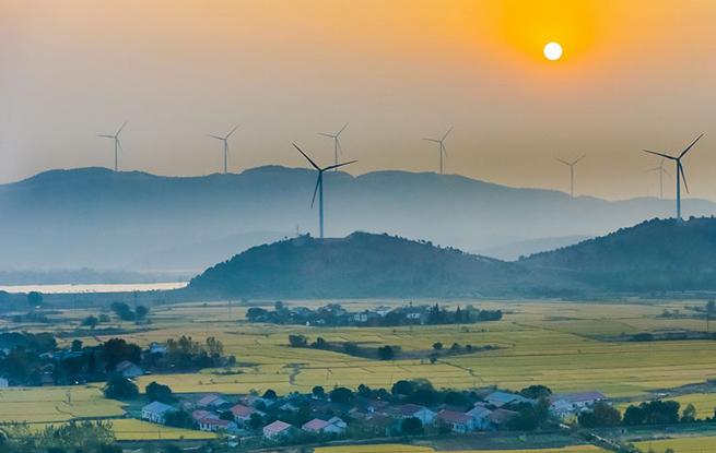 安徽新能源发电出力创新高