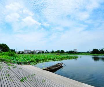 芜湖陶辛水韵旅游区