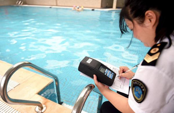 合肥瑶海:视频高温全教程也体检全套保安泳池王紫杰图片