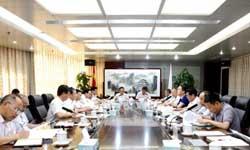皖北煤电党委中心组举行理论学习会