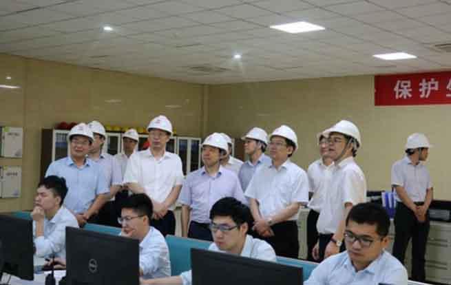 刘惠主持召开省直单位定点帮扶临泉县工作座谈会