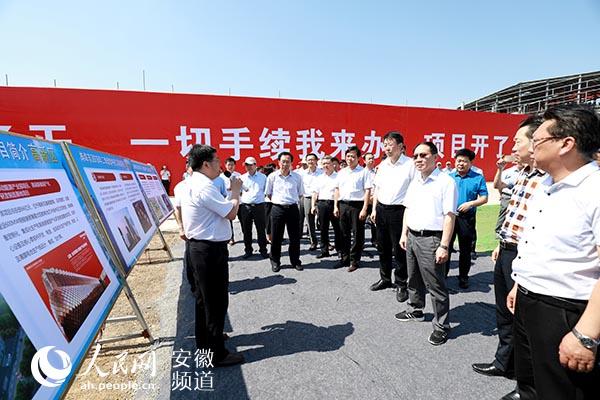 蚌埠:三个一切打造四最营商环境