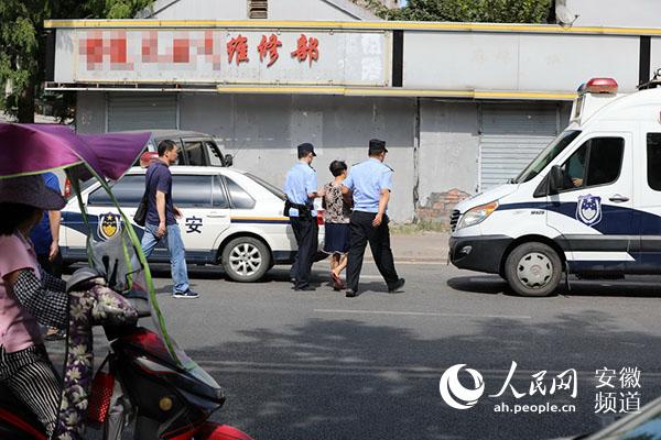 """合肥一城中村暗藏多个卖淫团伙 警方扫黄""""房东""""也被刑拘"""