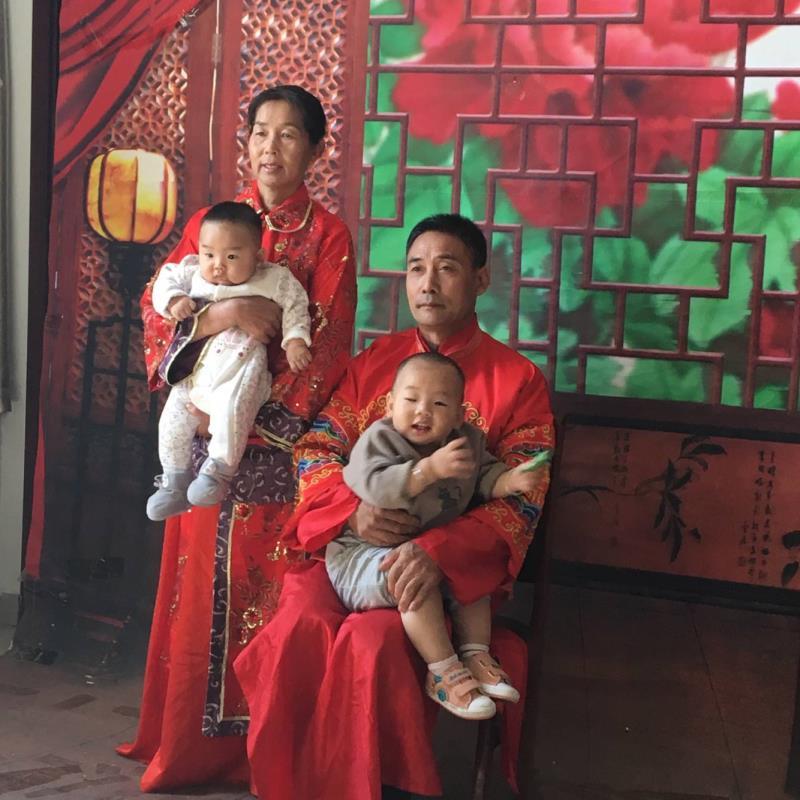 """""""中国梦·圆未圆之梦""""不老爱情守望幸福情满重阳活动"""