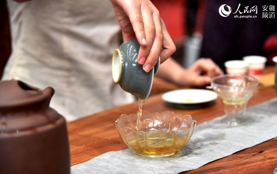 颍上茶文化
