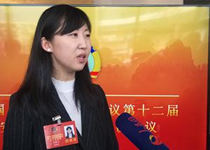 安徽省政协委员王姝文:乡村振兴不能只停留在口头上
