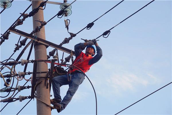 宣城广德县:避峰增容保供电