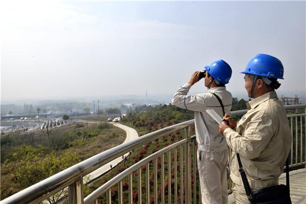 """芜湖供电公司:你们走过,电网""""心安"""""""