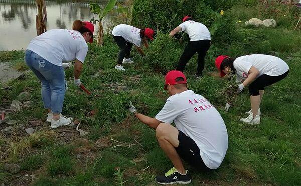 无为县:让志愿服务成为一道靓丽风景