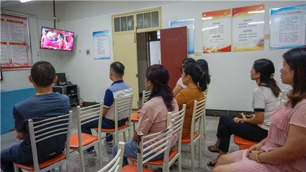 含山县:学习道德模范 引领道德风尚