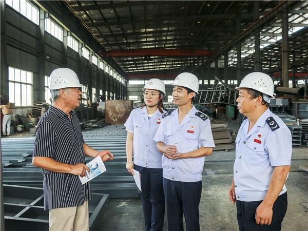 """淮北市:减税降费引""""活水""""经济发展添动力"""