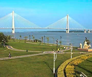 长江外滩公园