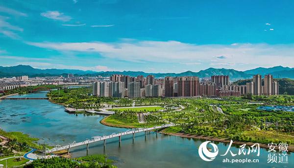 安徽县域发展的C位,为什么是宁国?
