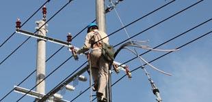 安徽涡阳:积极行动 保障群众度冬用电安全