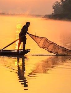 枞阳:水乡渔歌