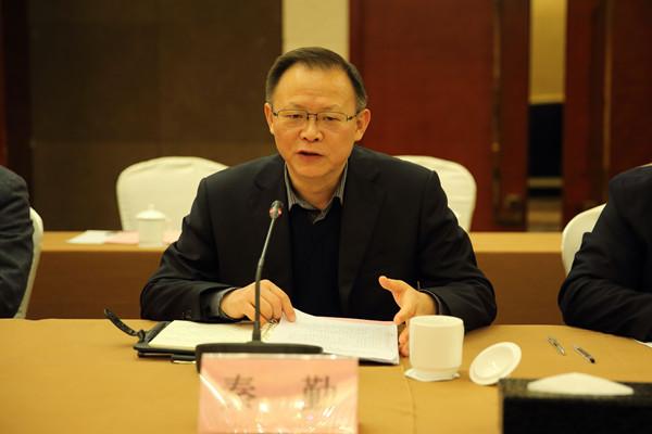 秦勤担任安徽省交通厅党组成员、副厅长(图)