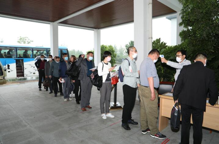 安徽小岗干部学院迎来今年首批培训班