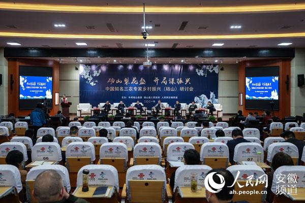 安徽砀山:三农专家团梨园话振兴